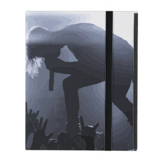 Scream it out! iPad folio case