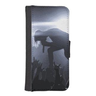 Scream it out! iPhone SE/5/5s wallet case