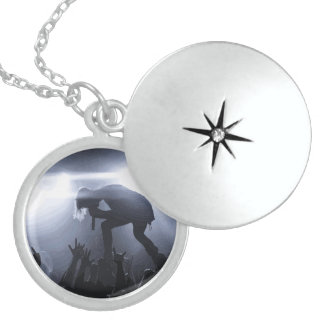 Scream it out! locket necklace