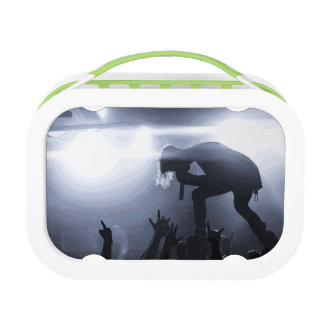 Scream it out! lunch box