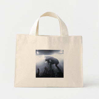 Scream it out! mini tote bag