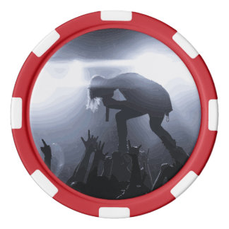 Scream it out! poker chips