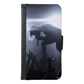 Scream it out! samsung galaxy s6 wallet case