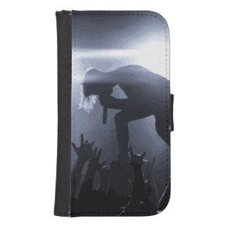 Scream it out! samsung s4 wallet case