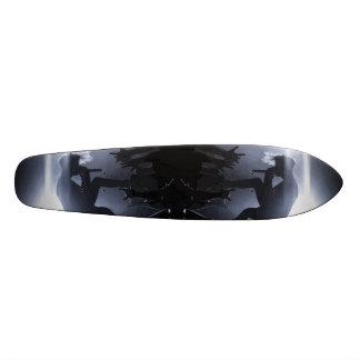Scream it out! skate board deck