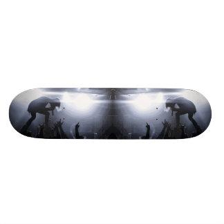 Scream it out! skateboard