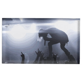 Scream it out! table number holder