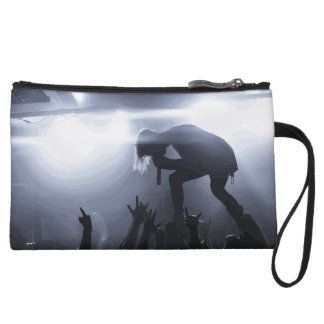 Scream it out! wristlet