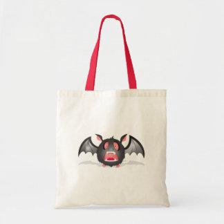 Screaming Bat Tote Bag