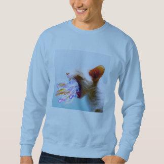 Screaming Cat Sweatshirt