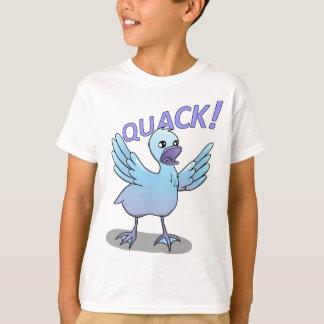 Screaming Duck Doodle Noodle Designs T-Shirt