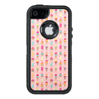 Screaming for Ice Cream OtterBox iPhone 5/5s/SE Case