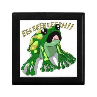 Screaming Frog Doodle Noodle Design Gift Box