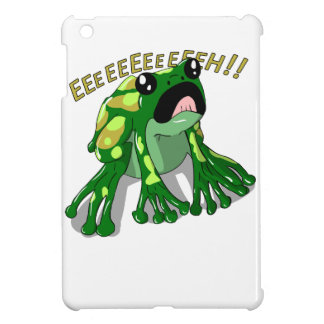 Screaming Frog Doodle Noodle Design iPad Mini Cases