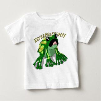 Screaming Frog Doodle Noodle Designs Baby T-Shirt