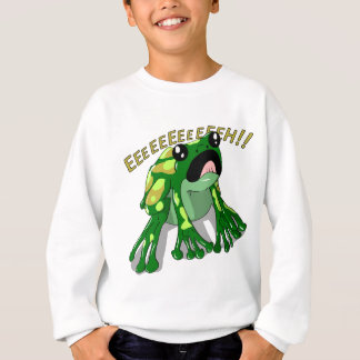 Screaming Frog Doodle Noodle Designs Sweatshirt