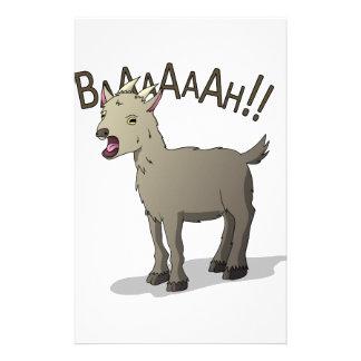 Screaming Goat Doodle Noodle Designs Stationery