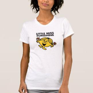 Screaming Little Miss Sunshine T-shirt