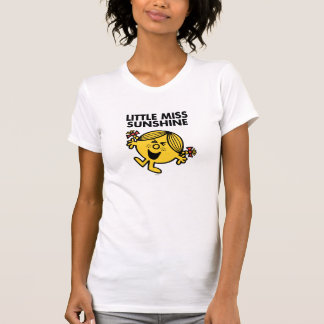 Screaming Little Miss Sunshine T-shirts