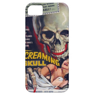 Screaming Skull Case For The iPhone 5