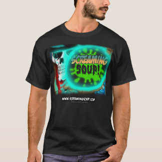 SCREAMING SOUP! Magic Sphere T-Shirt