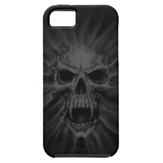 Screaming Vampire Skull iPhone 5 Case