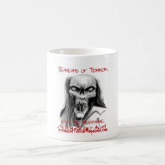Screams of Terror Mug