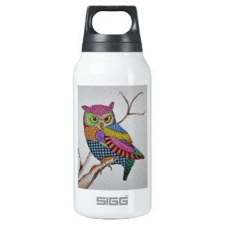 Screech Owl bold color
