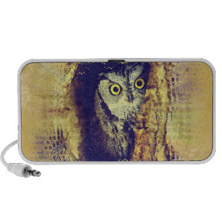 SCREECH OWL Doodle Speaker