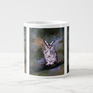 Screech Owl Jumbo Mug