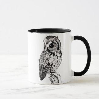 Screech Owl Mug