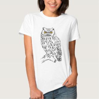 Screech Owl Shirts