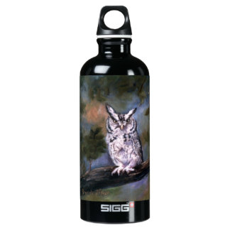Screech Owl SIGG Traveller 0.6L Water Bottle