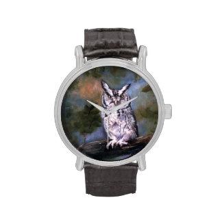 Screech Owl Watches