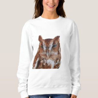 Screeching Owl Sweatshirt
