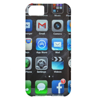 Screen Saver Case iPhone 5C Covers