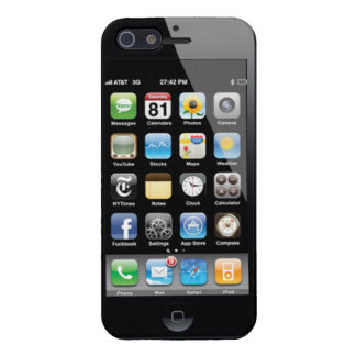 Screen trick you iphone 5 cover