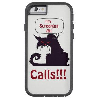 Screening All  Calls , iPhone 6/6 case