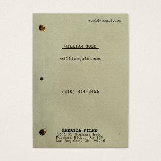 Screenplay Vintage Wide