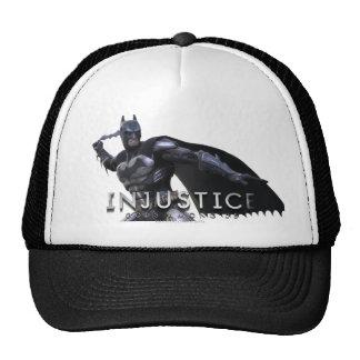 Screenshot: Batman Cap