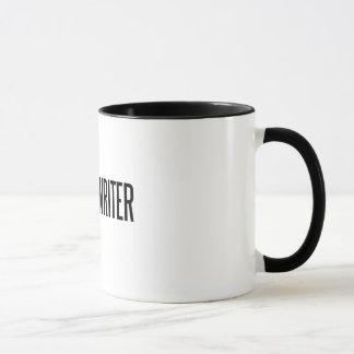 Screenwriter classic 11oz ringer mug