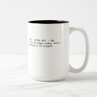 Screenwriter's Mug