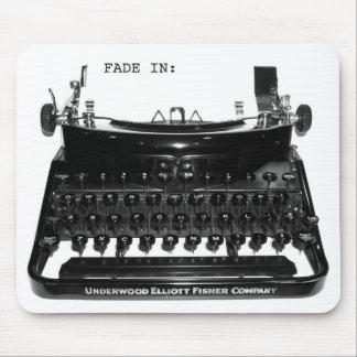 Screenwriters Writer Typewriter Mousepad
