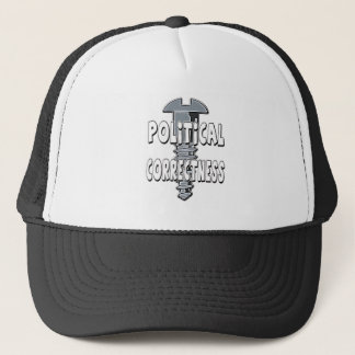 Screw Political Correctness Trucker Hat