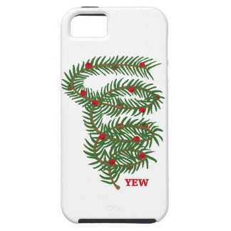 Screw Yew Tough iPhone 5 Case