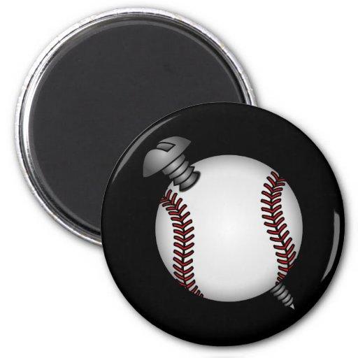Screwball Magnet