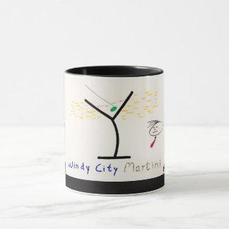 Screwballs™ ChicagoMartini Coffee Mug