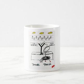 Screwballs™ DoubleMartini Coffee Mug