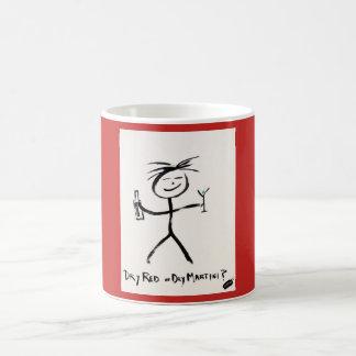 Screwballs™ DryRedDryMartini Coffee Mug
