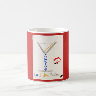 Screwballs™ LA StarMartini Coffee Mug